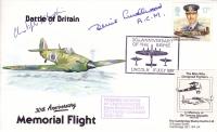 BATTLE OF BRITAIN MEMORIAL FLIGHT 30th ANNIVERSARY