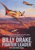 BILLY DRAKE, FIGHTER LEADER - SIGNED EDITION