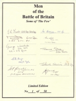 MEN OF THE BATTLE OF BRITAIN - No: 09