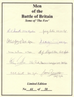MEN OF THE BATTLE OF BRITAIN - No: 11