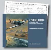 OVERLORD + ASSAULT ON OMAHA BEACH - 70th Anniversary Portfolio