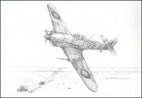 TANK BUSTER - Publisher Proof