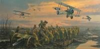 THE BIG PUSH - PASSCHENDAELE 1917- Various editions