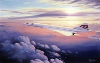 ATLANTIC CROSSING - Original Oil on Canvas