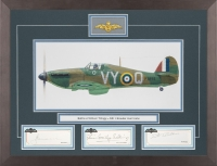 BATTLE OF BRITAIN TRILOGY- Hawker Hurricane edition
