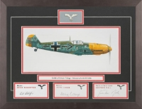 BATTLE OF BRITAIN TRILOGY- Messerschmitt Me109 edition