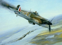 BATTLE OF BRITAIN VC - RARE 249 Sq edition