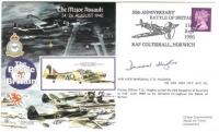 BATTLE OF BRITAIN 50th ANNIVERSARY Special Edition - Hughes