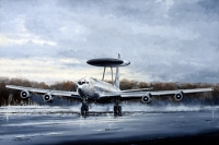 BOEING E-3A NATO AWACS - various signed editions