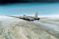 CANBERRA PR9 OVER KABUL - various editions