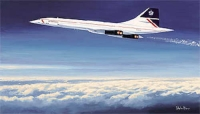 CONCORDE - THE SUPERSONIC THOROUGHBRED
