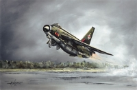 ENGLISH ELECTRIC LIGHTNING - various signed editions