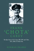"FRANK ""CHOTA"" CAREY - 1st Edition 14 signatures"