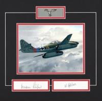 Luftwaffe Series - WALTER SCHUCK & HERMANN BUCHNER