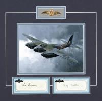 RAF Bomber Command Series - IVOR BROOM & ROY RALSTON