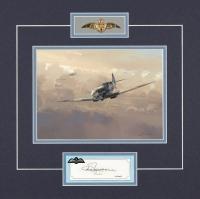 "RAF Fighter Pilot Series  - ""Nip"" HEPPLE"