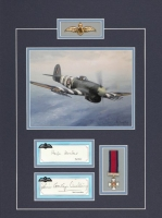 RAF Fighter Pilots Series- HUGH DUNDAS & DENNIS CROWLEY-MILLING