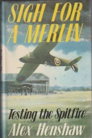 SIGH FOR A MERLIN - signed 1979 Edition