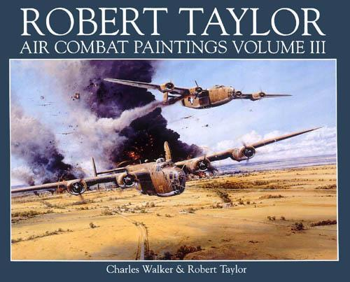 AIR COMBAT PAINTINGS Vol. 3 Ltd Edition