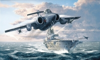 BUCCANEER STRIKE FORCE - Editions signed by 11 aircrew