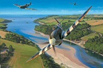 BACK FROM NORMANDY