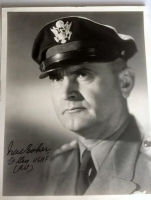 1940's GENERAL IRA EAKER PHOTO - Signed