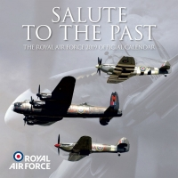 2019 CALENDAR - Royal Air Force - Salute to the Past