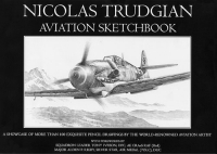 AVIATION SKETCHBOOK - NICOLAS TRUDGIAN - Special Edition