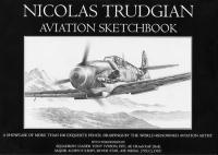 AVIATION SKETCHBOOK - NICOLAS TRUDGIAN - Special Edition