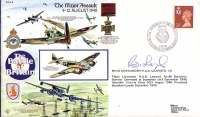 BATTLE OF BRITAIN 50th ANNIVERSARY Special Edition - Learoyd VC