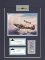 Battle of Britain Series- BOB STANFORD TUCK & PETER BROTHERS