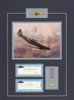 Battle of Britain Series- BOB STANFORD-TUCK & DON KINGABY