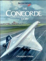 THE CONCORDE STORY - RARE Signed Edition