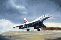 CONCORDE FAREWELL - Various editions