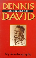 DENNIS 'HURRICANE' DAVID - RARE 1st Edition signed by 21 Battle of Britain pilots  inc David
