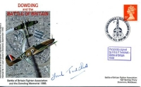 DOWDING and the BATTLE OF BRITAIN - Rare Cover