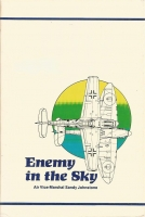 ENEMY IN THE SKY - Rare 1st edition signed by Battle of Britain 602 Squadron pilots