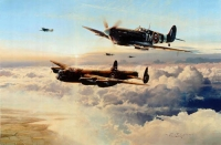 ESCORT FOR THE STRAGGLER - RAF EDITION