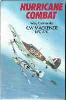 HURRICANE COMBAT - Rare 1st Edition signed