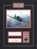 Luftwaffe Series- HEINZ LANGE & ERICH RURDORFFER