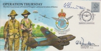 OPERATION THURSDAY - Special signed cover
