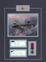 RAF Bomber Command Series- BILL REID & NORMAN JACKSON