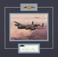 RAF Bomber Command Series  - DON BENNETT