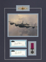 RAF Bomber Command Series- LEONARD CHESHIRE & ROD LEAROYD