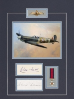 RAF Fighter Pilots Series- DOUGLAS BADER & JOHNNIE JOHNSON