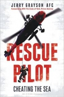 RESCUE PILOT: Cheating The Sea (Signed available)
