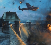 THE DAMBUSTERS-LAST MOMENTS OF THE MOHNE DAM