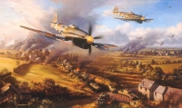 TYPHOONS AT FALAISE - Limited Edition