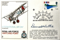1971 COVER - Rare Signed Sir Barnes Wallis