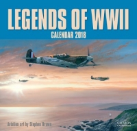 2018 CALENDAR - Legends of WWII